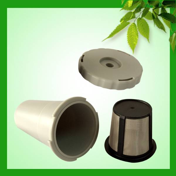 Refillable k cup coffee filter set for keurig brewer China factory
