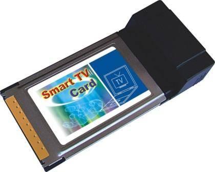 pcmcia tv card