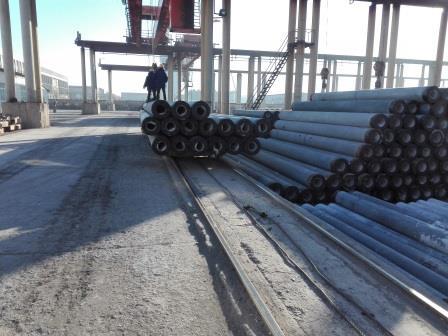 precast Concrete Spun Pile Phc PileDiameter 300-600mm