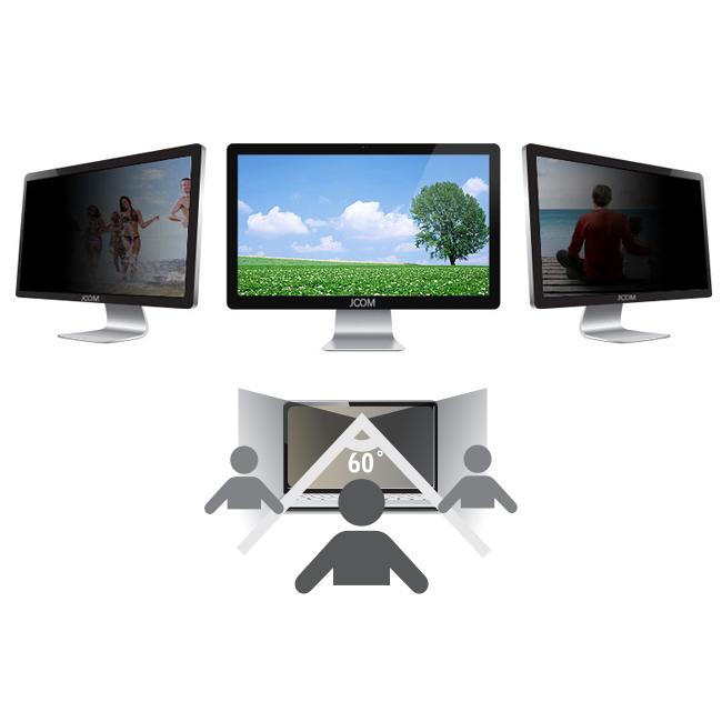 privacy screen protector Laptop Desktop Monitor Screen Protector Anti Spy Privacy protector