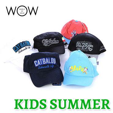 Kids Summer Caps MIX