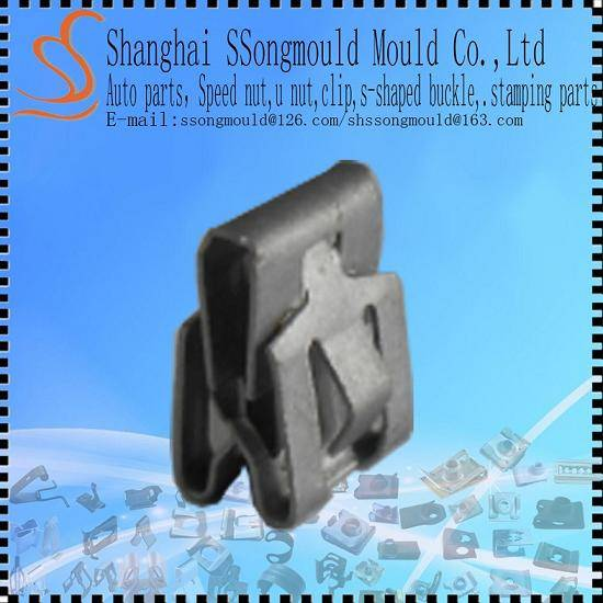 Hot sales metal stamping spring clip OEM