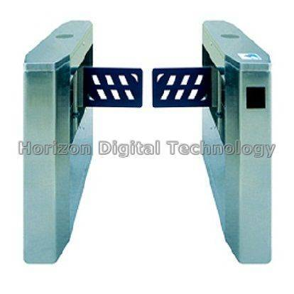 Deluxe octagon swing gate