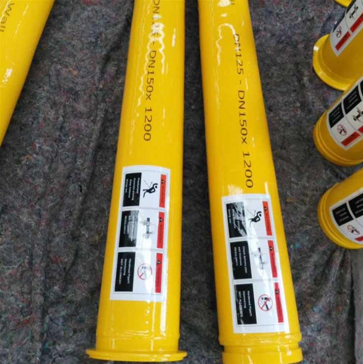 6''-5'' HD/SK/FM Twin Wall Concrete Pump Reducer Pipe