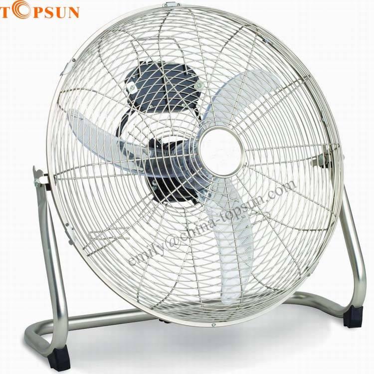 High Velocity Electric Plastic Blades 18 Inch Floor Fan