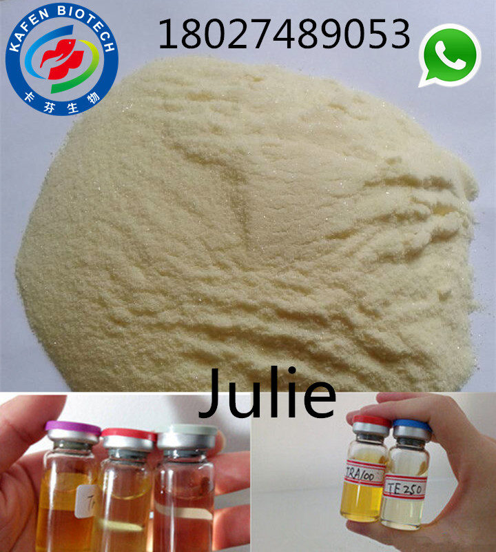 Long Acting Anabolic Parabolan Steroid Powder Trenbolone Base 10161-33-8 For Muscle Mass Increase