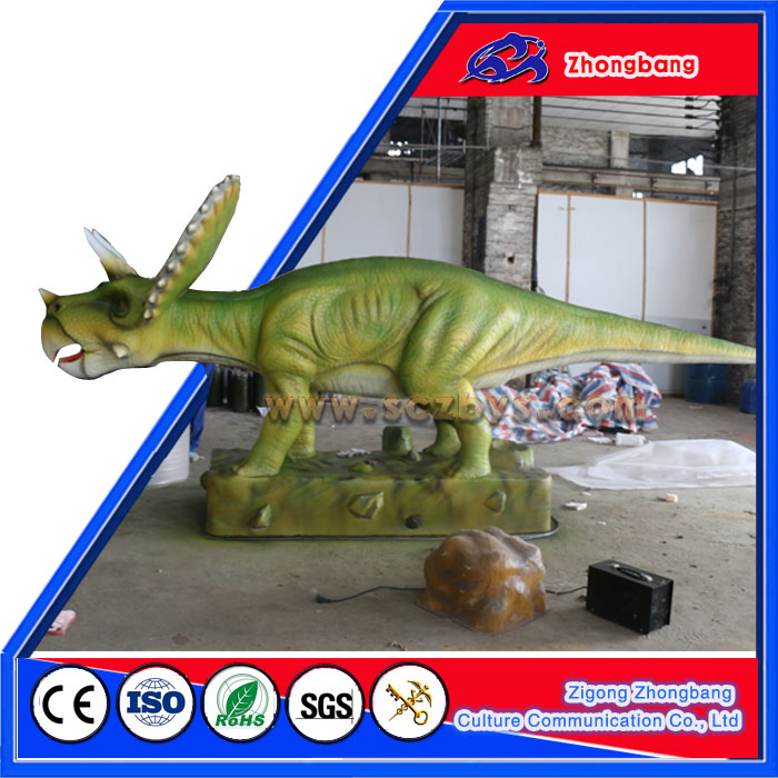 Artificial Dinosaur For Amusement Park Original Made Dinosaur