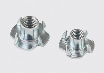 DIN1624 4-Claws Nut