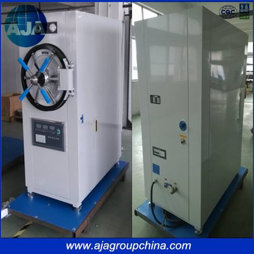 Horizontal Cylindrical Type Hospital Autoclave