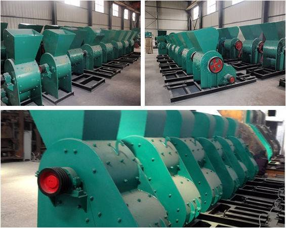 New Type Two Stage Crusher For Shale/Economical And Practical Two-stage Crusher