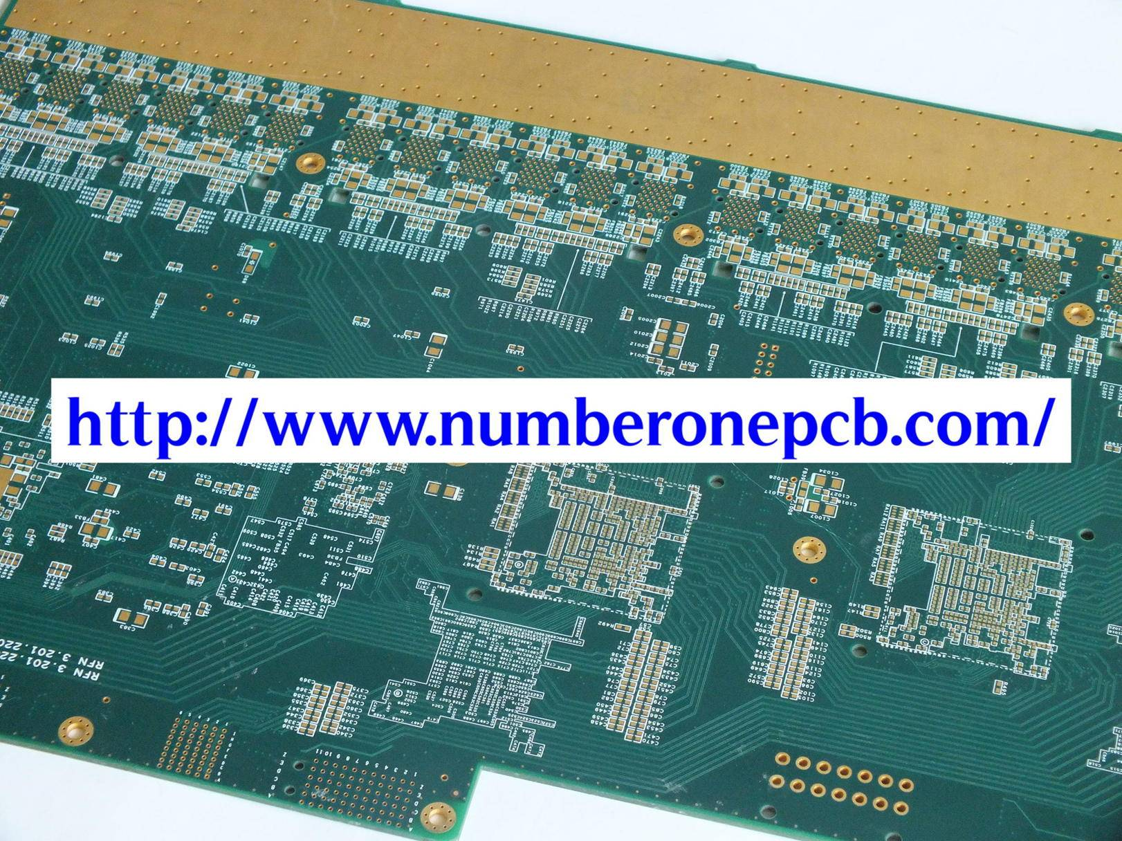 FR-4 Laminate,18-multilayer Pcbs With ENIG Surface Finish And BGA