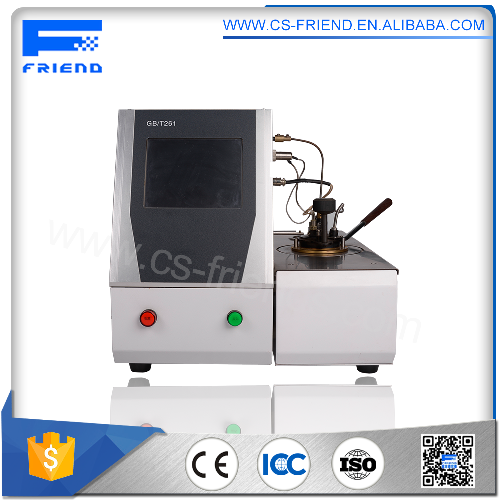 FDT-0231 Automatic Closed Cup flash point tester