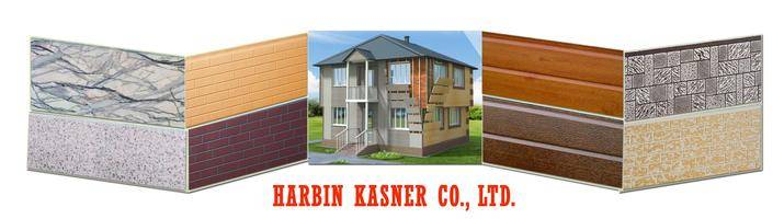 sandwich panel - Kasner for wall