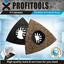 78MM Carbide-Grit Delta Rasp cutting blade