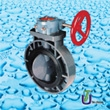 PVC Butterfly Valve For Potable Water