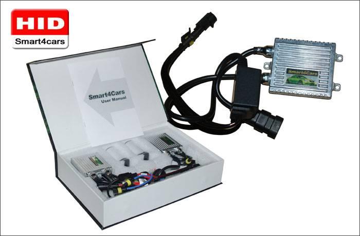 Slim Ballast HID Conversion Kit