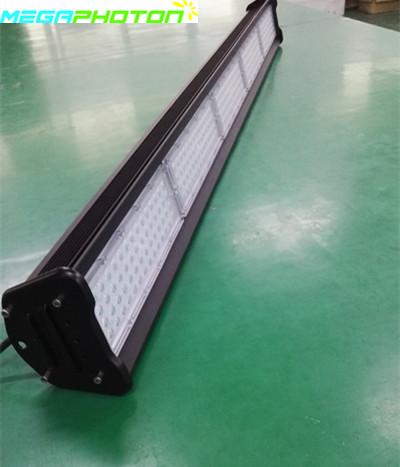 250w 5ft IP66 waterproof high flux Top LED Grow light bar