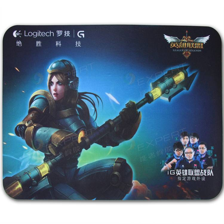 playing mouse pad factory in China
