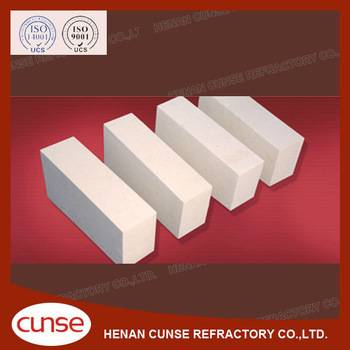 qualified manufacturer silica insulating refractory brick for hot blast stove