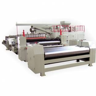 Aluminium Foil Laminating machine