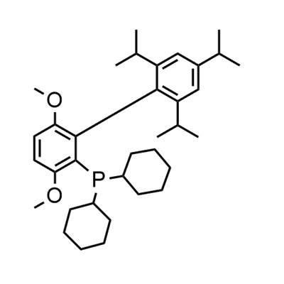 2-(Dicyclohexylphosphino)-3,6-dimethoxy-2'-4'-6'-tri-i-propyl-1,1'-biphenyl CAS NO.1070663-78-3