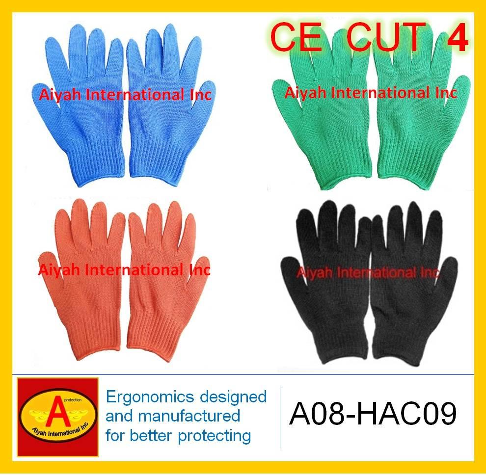 Cut Resistant Fishing Glove(A08-HAC09)
