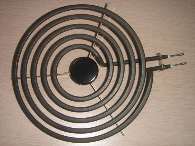 Stove coil heater
