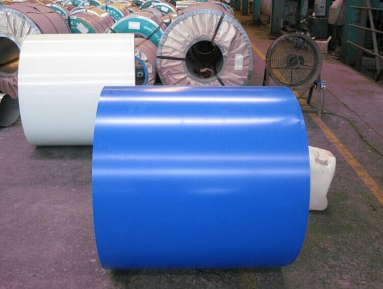 Prime quality cold rolled color coated prepaint prepainted galvanized steel coil
