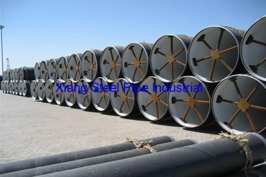 Product name: SSAW Steel Pipe,Spiral Submerged Arc Welding Steel Pipe,Spiral Steel Pipe, SAWH pipe