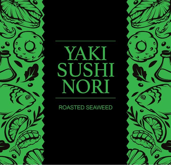 Yaki sushi nori seaweed(230g)