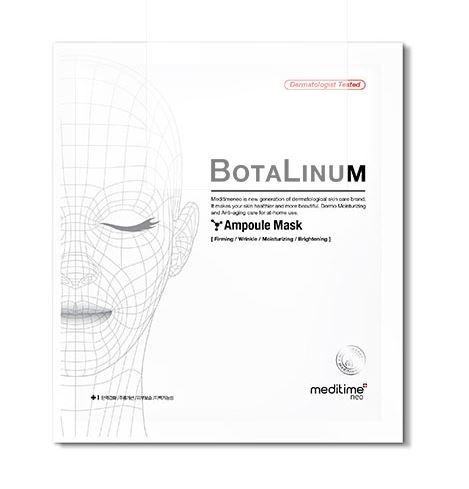 meditime Botalinum Ampoule mask