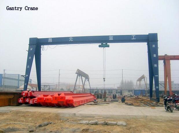1Ton 2Ton 3Ton 5Ton 10Ton 20Ton Gantry Crane Price