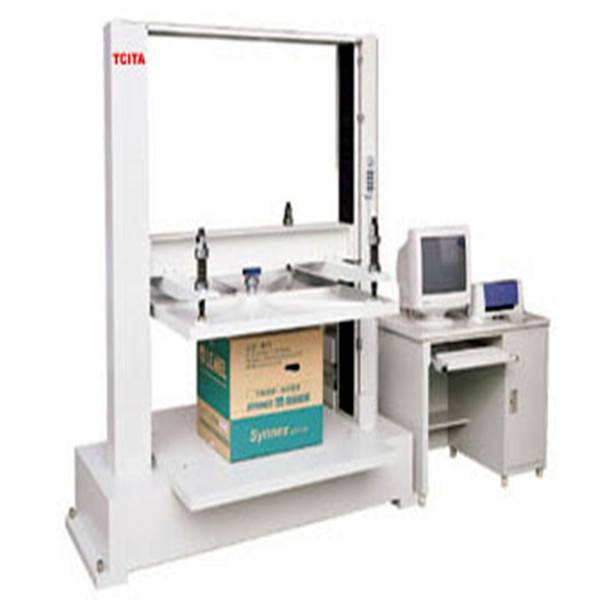 Computer controll carton/box compression testing machine