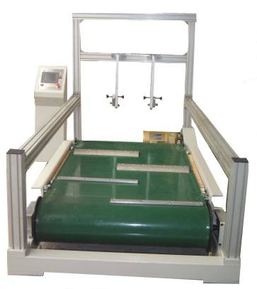 Irregular Surface Test Equipment , Dynamic Durability Tester for Child Conveyances,EN 1888, ASTM F83