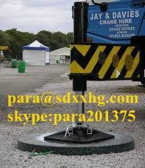 hdpe Outrigger Jack pads