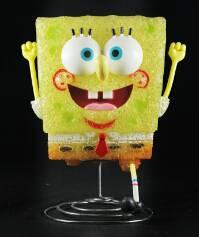 EVA&LED decorative ligts,Spongebob Table Lamp