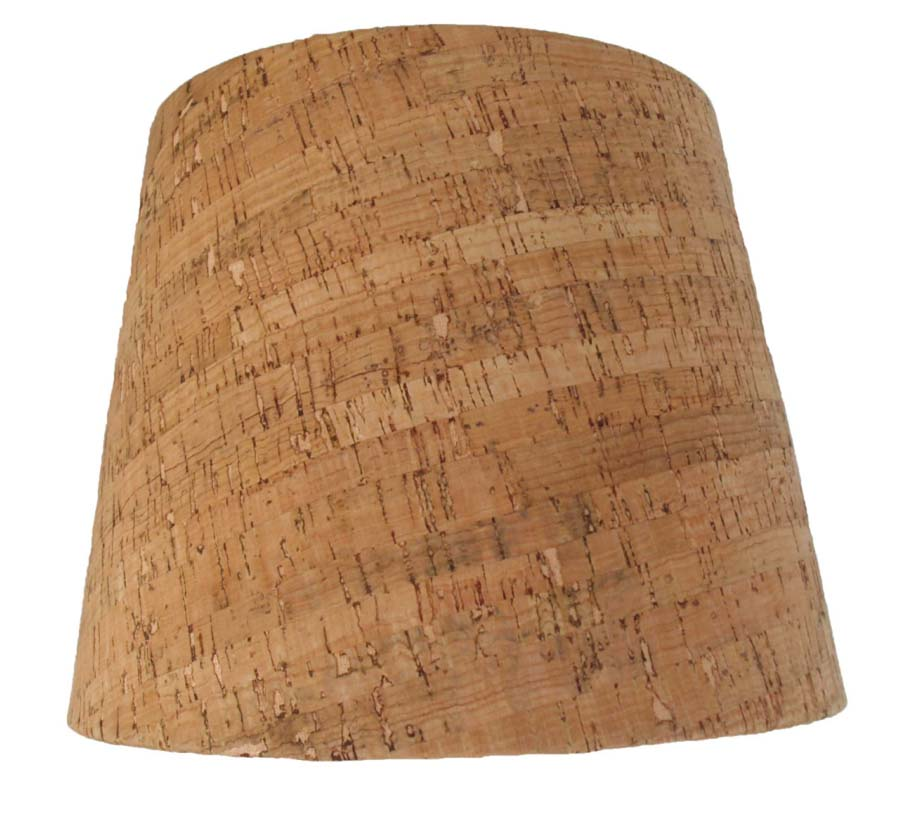 oak lamp shade