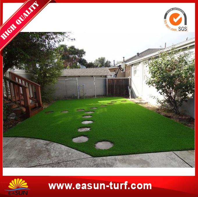 Garden Landscape Turf with Artificial Grass-MY
