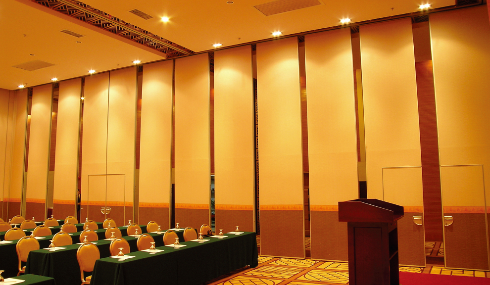 Sound Proof Movable Partition Wall for Restaurant