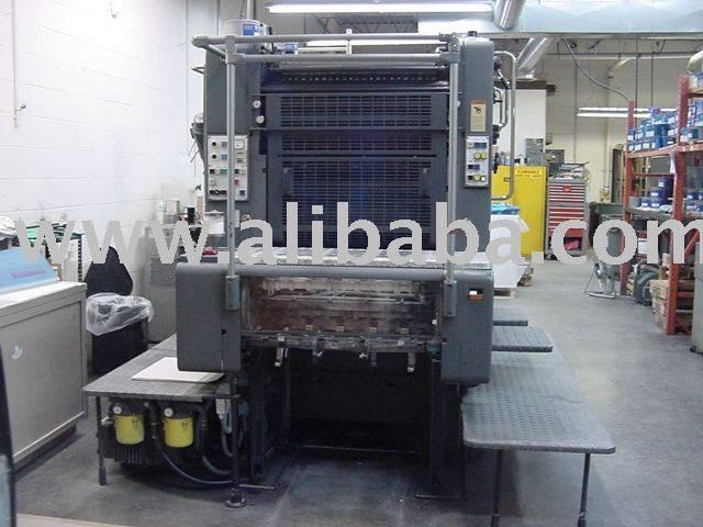 Heidelberg SORMZ Used Printing Machines