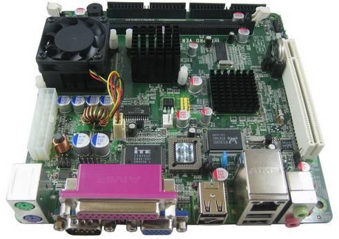 VIA CLE266 mini-itx motherboard onboard VIA C3 processor