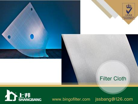 Industrial dust filter cloth for pulse jet and dust collectors