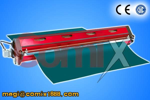 ComiX Air Cooling PVC Belt splicing machine/joint machine