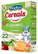 VITAMEAL BABY - Cereals - 5 vegetables