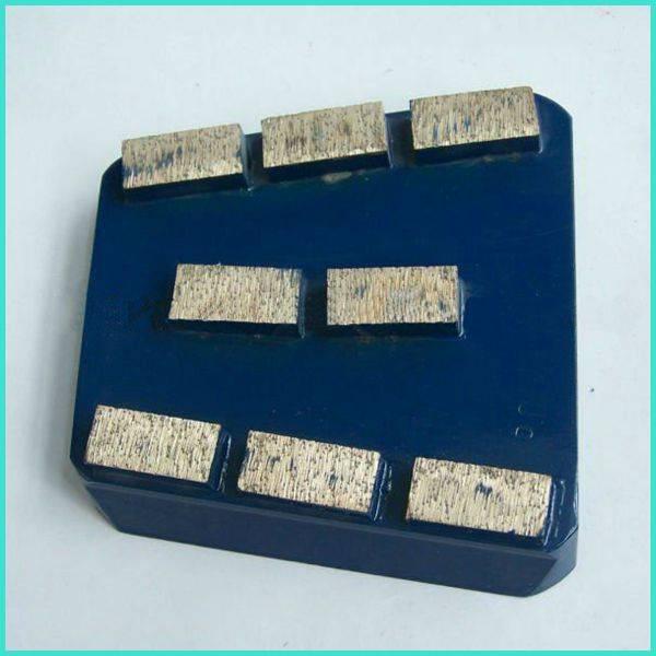 Metal Bond Diamond Grinding Disc Abrasive Blocks for Granite