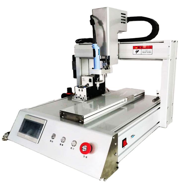 Desktop automatic screwdriver locking robot screw tightening machine