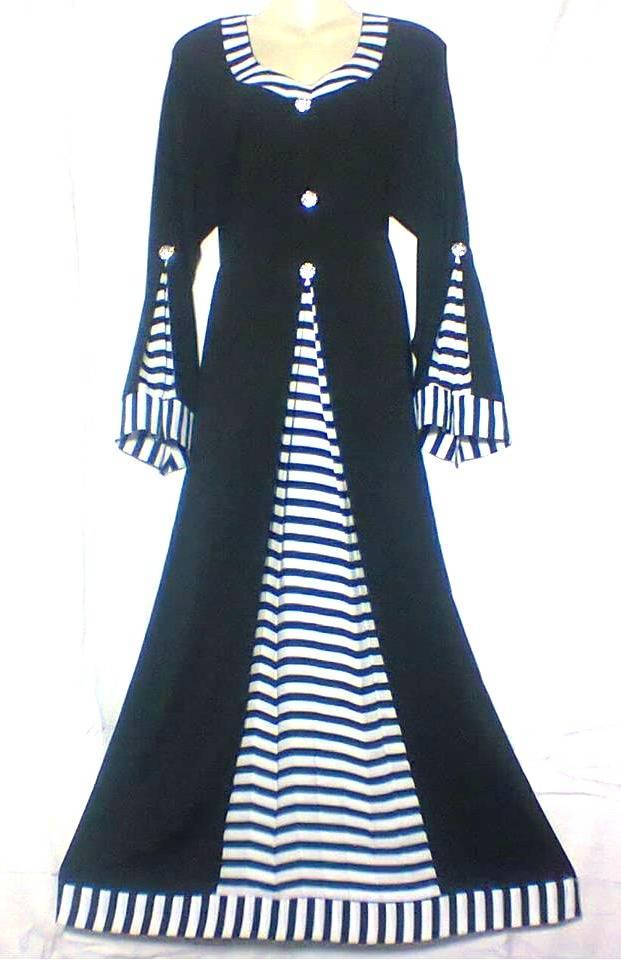 abaya jilbab caftan islamic wears A8