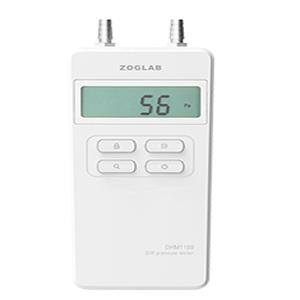 DHM1100 Handheld Differential Pressure Meter