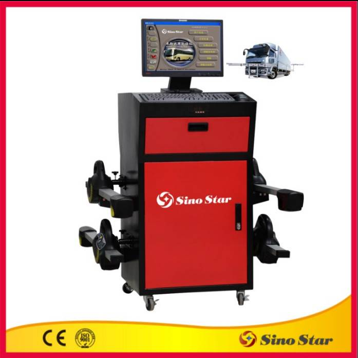 wheel aligner machine(SS-WA940)