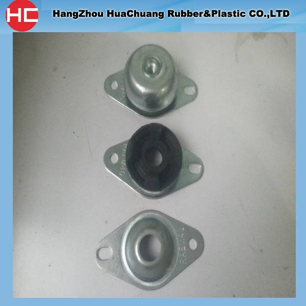 Supply rubber mountings